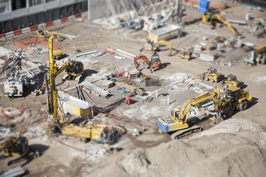 Caso – Obras de Construcción en India